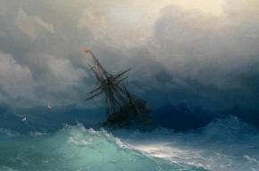 Выставка Айвазовского открылась в Петербурге