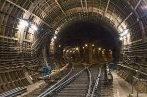 Две новые станции зеленой ветки метро Петербурга сдадут в феврале 2018 года