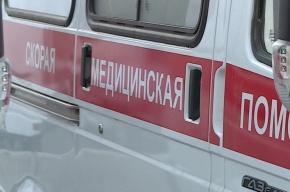 Женщина выпала из окна дома на проспекте Космонавтов