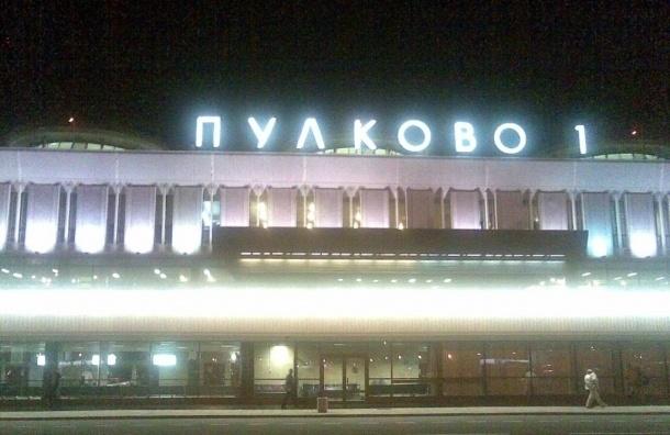 Летевший в Осло самолет вернулся в Пулково из-за проблем с шасси