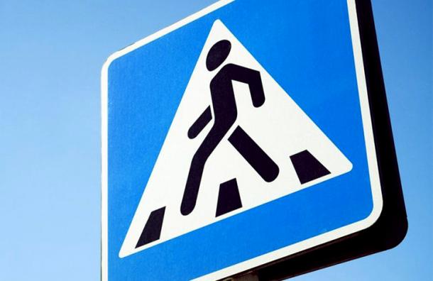 Уменьшенные копии дорожных знаков появятся в Петербурге в 2017 году