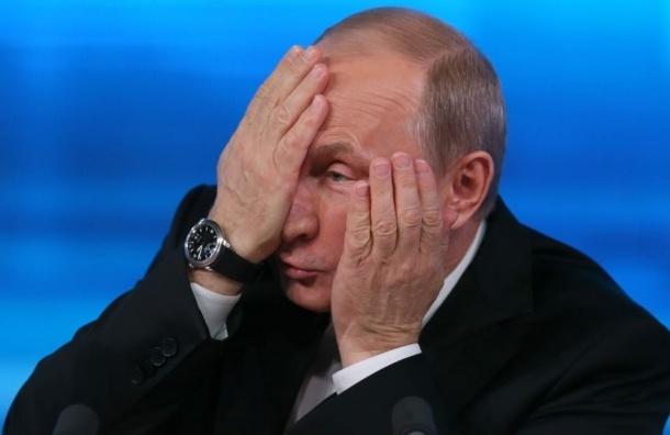 Путин о приказах ФСИН: у меня от этого волосы дыбом встают