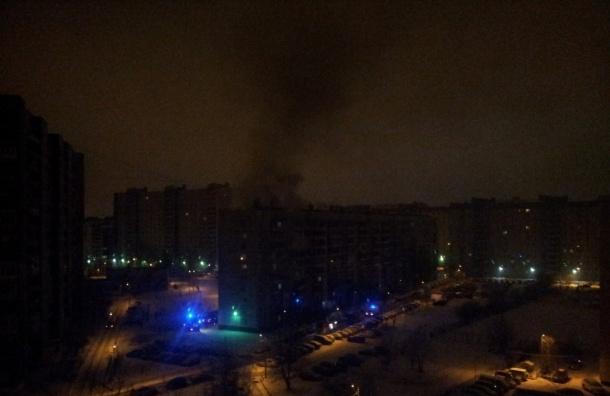 Женщина сгорела в квартирном пожаре на Ворошилова