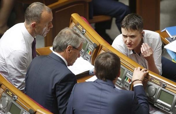 Савченко считает, что Порошенко готовит её убийство