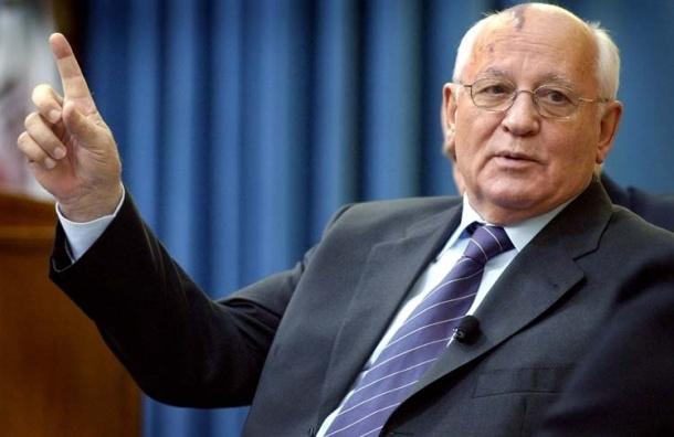 Горбачев рассказал, почему не арестовал Ельцина