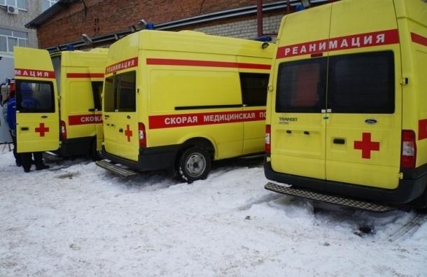 Автобус из Петербурга попал в аварию в Карелии, есть погибший