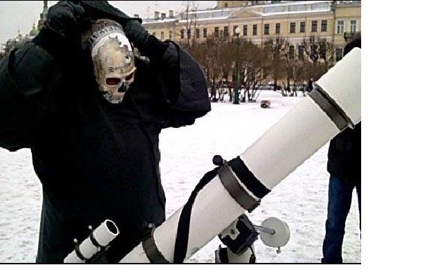 Митинг в защиту Пулковской обсерватории собрал 200 человек
