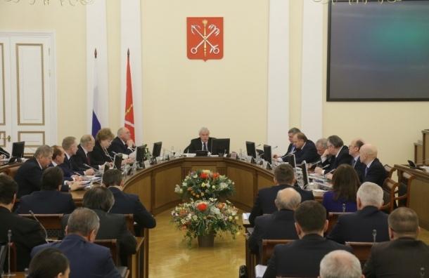 Петербург стал первым в рейтинге эффективности власти