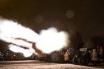 """Акция """"Свеча памяти"""" и реконструкция артиллерийского салюта 1944 года, фото: Игорь Руссак: Фоторепортаж"""