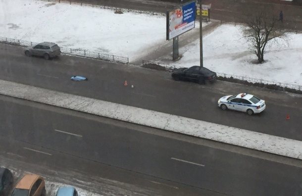 Мужчину насмерть сбила иномарка на проспекте Пятилеток