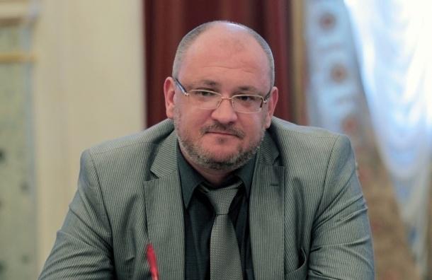 Резник думает об отставке Полтавченко