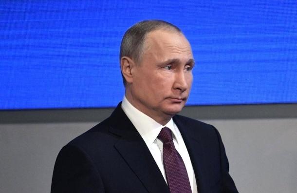 Владимир Путин поздравил Даниила Гранина с днем рождения