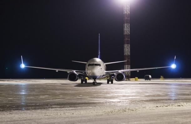 Самолет «Ростов-Петербург» экстренно сел в Воронеже из-за инфаркта пассажирки