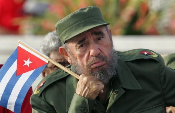 Петербургские депутаты отказались от памятника Фиделю Кастро
