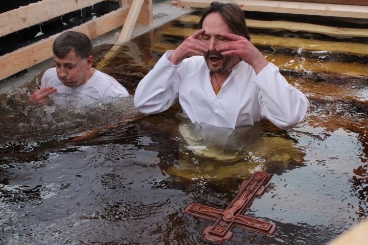 Крещение 2016