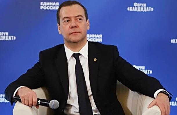 Медведев останется на посту лидера «Единой России»
