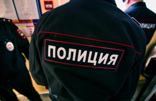 Задержанный покалечил себя в отделе полиции Ленобласти