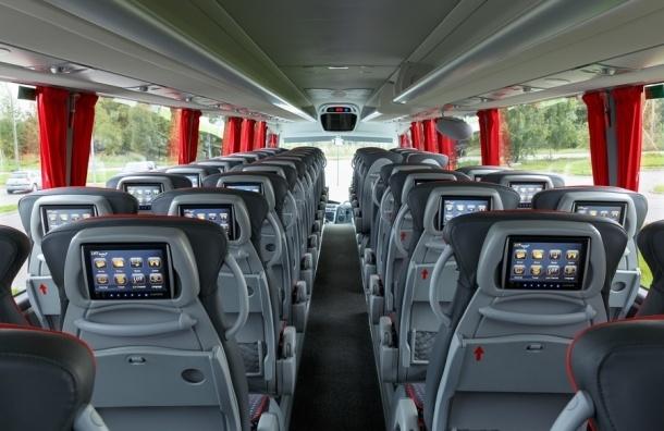 Lux Express сократил число рейсов между Петербургом и Таллином