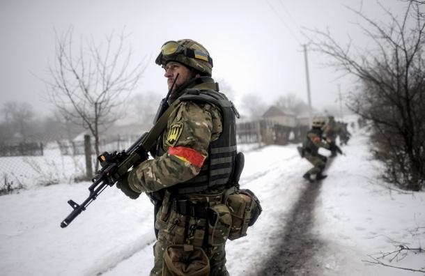 Бои возобновились на востоке Украины