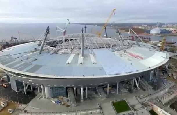 Санкт-Петербург предъявил «Трансстрою» претензии на11 млрд руб. построительству «Зенит-Арены»