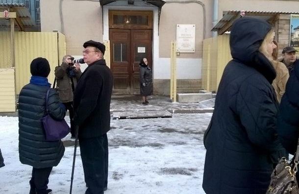 Панихида памяти Антона Губанкова прошла в Петербурге