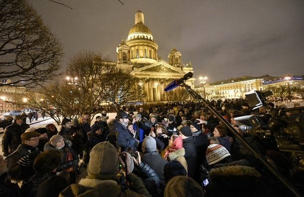 Референдум о судьбе Исаакия хотят инициировать Петербурге