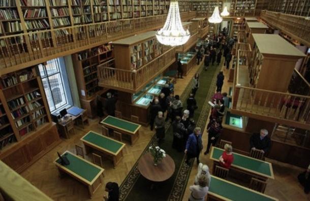 Чалова: Решение о слиянии крупнейших библиотек принято
