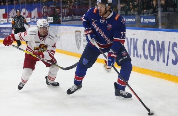 «Йокерит» прервал серию из 5-ти поражений вКХЛ, обыграв СКА