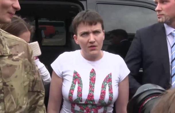 Надежда Савченко считает украинские власти врагом для собственного народа