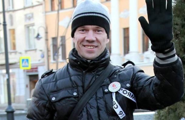 Активист Ильдар Дадин прибыл в новую колонию