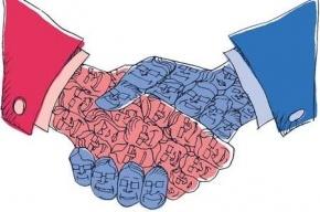 Общественный договор взамен экономики