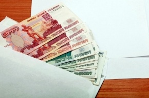 Каждый десятый россиянин получает зарплату в конверте