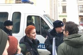 Полицейские задержали актрису Театра.doc, поверив в ее самоубийство