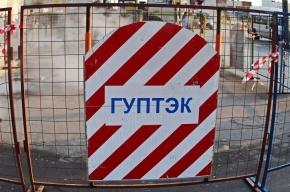 «ТЭК» залатал дефектную трубу на улице Оптиков