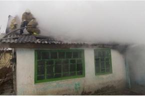 Житель Крыма спас из горящего дома троих детей