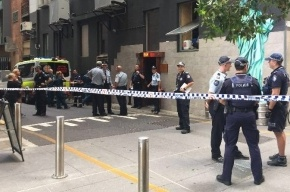 Актера застрелили во время съемок клипа в Австралии