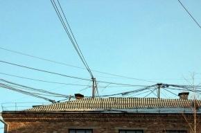 Житель Курска погиб, пытаясь пройти по проводам между многоэтажками