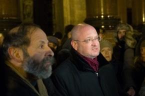 Депутаты потребовали от Полтавченко объяснений по поводу передачи Исаакия