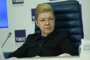 Мизулина решила выйти из «Справедливой России»