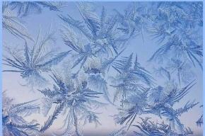 Морозы снова надвигаются на Петербург
