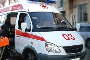 Двое ранены из самопала в Колпинском районе