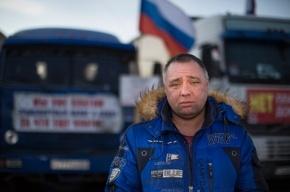 Задержан глава Объединения перевозчиков Бажутин