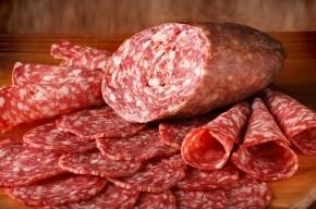 Газель с колбасой похитили в Купчино