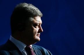 Порошенко отказался общаться с российскими журналистами до «освобождения Донбасса»