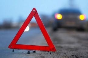 Человек погиб в аварии с рейсовым автобусом в Ленобласти