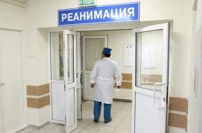 Петербуржец с обморожением скончался  в больнице