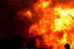 Женщину из горящей квартиры на шоссе Революции вытащил сосед