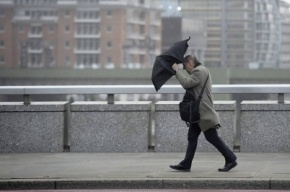 Петербург ждет усиление ветра