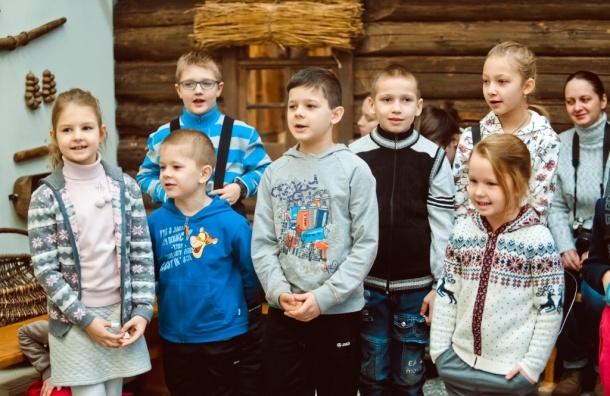 «Сказки народов России» посетило 3000 петербургских детей