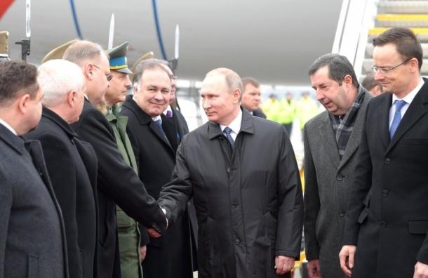 Путин считает Украину виновной в обострении ситуации на Донбассе
